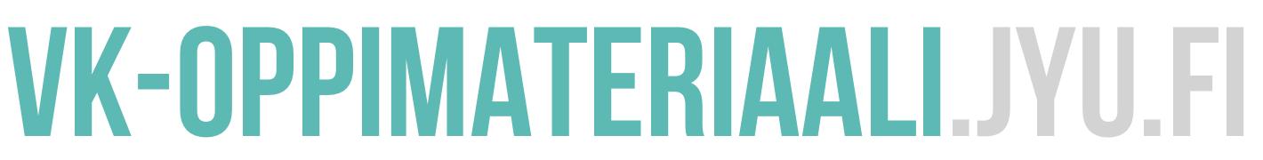 VK-Oppimateriaali.JYU.FI -logo